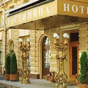 Гостиницы Губкина
