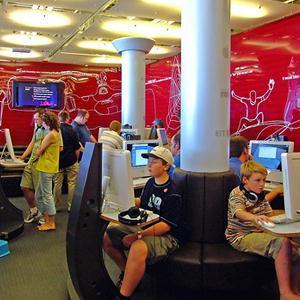 Интернет-кафе Губкина