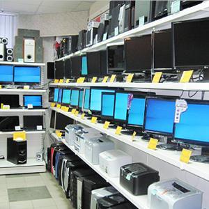 Компьютерные магазины Губкина