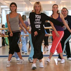 Школы танцев Губкина